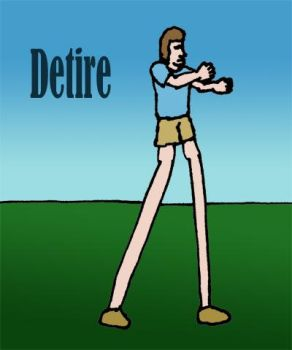 Detire by neromike