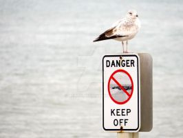 Keep Off by Merice