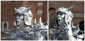 Expressive knight 2 by abus