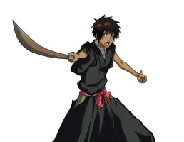 Susaku The soul reaper by defchef
