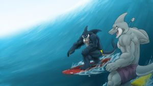 SURF'S UP by fb1907