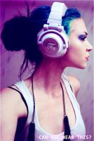 Headphones - TwiggXstock by Margalus