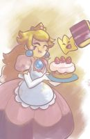 It's a piece of cake by Jupeboxgal