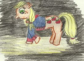 Broadway Bronies- Les Miserables by VitaPiscana