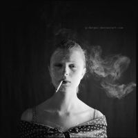 smoke .. by P-Delger