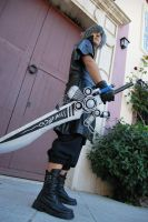 noctis cosplay perfil by Spiral-simon