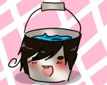 I'M A BUCKET. :I by JAIME-THE-CREPIST