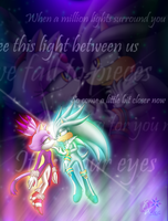 M-Th. No. 17 - This light between us by EllyTheGee