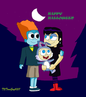 The Loud House - Halloween 3 by TXToonGuy1037