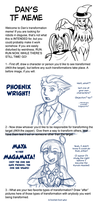 TF Meme - Phoenix Wright by DanShive