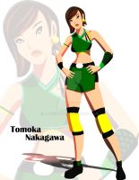 Tomoka Nakagawa by andre4boys