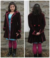 SyFy Alice Coat by grg-costuming