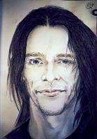 Myles Kennedy by Arsenid