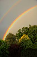 double rainbow by LS-Coloringlife