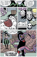 Wesslingsaung, Book 2, Page 65 by BoggyComics