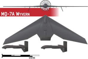 MQ-7A Wyvern by Afterskies