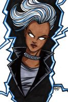 Storm Headshot7 by RichBernatovech