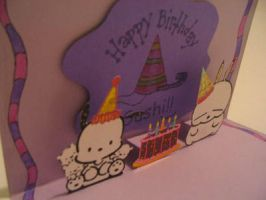 Pop up card 2 by DT1087