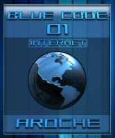 Blue Code 01 - Internet by aroche