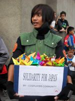 Solidaroty For Japan Event by jjtomcool