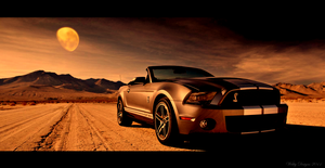 GT500 Convertible by Webby-B