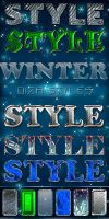 Winter styles by DiZa-74