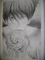Deathnote L by migz7
