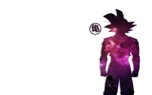 Goku Wallpaper by DJKTB