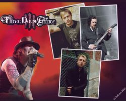 Three Days Grace wallpaper by BeCrew