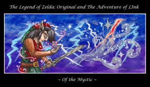 LoZ: Of the Mystic by Shadsie