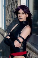 Wind : X Men : Psylocke by Lossien