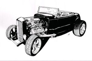 1932 Roadster by shameous