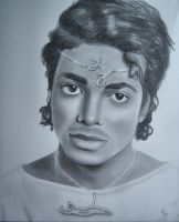 The Angel Michael by PZCherokee