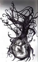 The tree of Life by Lillithmorgain