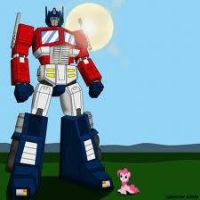 The Transformers My Little Pony Crossover Part 5 by TFCrossoverFan
