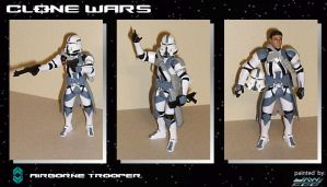 Custom Airborne Trooper by jaw500