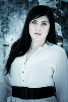 Winter Portrait II by KasperGustavsson