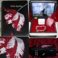 TWILIGHT NEW MOON MUSIC BOX by 1Brianna1