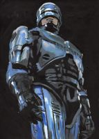 RoboCop by neilpalf