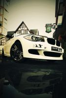 bmw gran turismo 5 by easycheuvreuille
