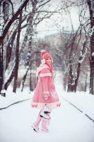 winter lolita by Kitana123