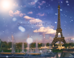 Paris by QiaoFather