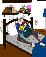 Bedtime Story (Request from Makosharkman) by wiccanmagic97