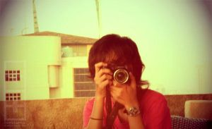 dhany with fuji camera by nonakumis