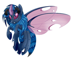 Bee Changeling Male by chris9801