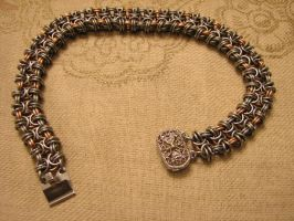 Enigma Chain 3 Bronze Steel by ydoc16
