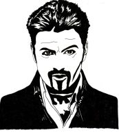 George Michael by kodapops