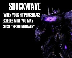 Shockwave Wallpaper by Lordstrscream94