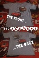 My New Cars T-Shirt! :D by CarsGirl95