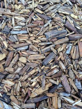 Wood Chips Texture: close by staffdancer